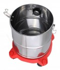 FIREPLACE ASH VACUUM CLEANER SEPARATOR 2filtry 20 l