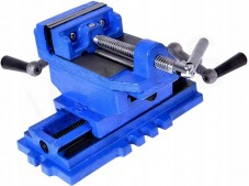The CROSS-MACHINE VISE DUAL 75 mm LATHE